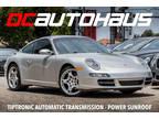 2005 Arctic Silver Metallic Porsche 911