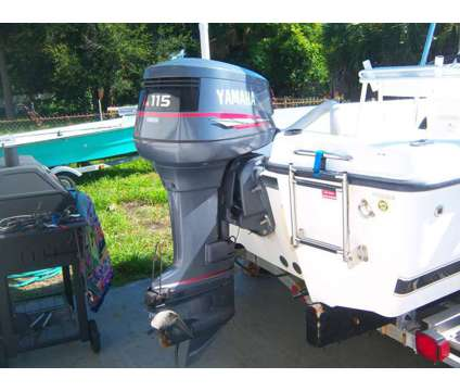 2001 Century Bay model 1901 Center Console is a 19 foot 2001 Fishing Boat in Daytona Beach FL