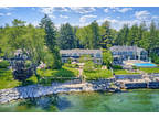 Panoramic Lake Views on almost a 1 Acre Lot