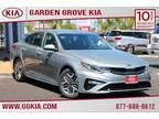 2020 Kia Optima Plug-In Hybrid Silver, 10 miles