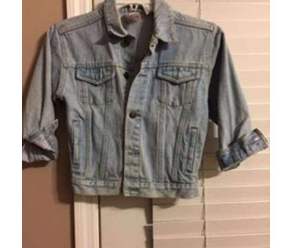 Boy's Denim Jacket is a Kid's Clothes for Sale in Wescosville PA