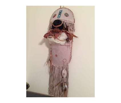 Indian Boy Papoose is a Brown Collectibles for Sale in Wescosville PA