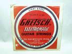 Vintage Gretsch Light Gauge No. 634 D or 4th Electromatic