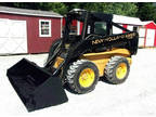 1999 New Holland LX865 Skid Steer with 3155 hrs.