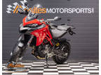 2019 Ducati Multistrada 950 S Spoked Wheels Red 950 S