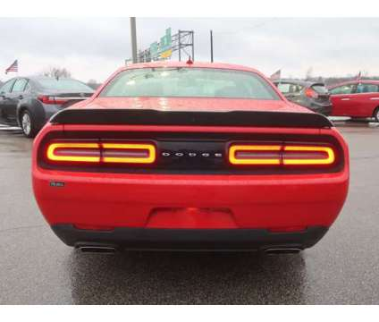 2016 Dodge Challenger 392 Hemi Scat Pack Shaker is a Red 2016 Dodge Challenger Car for Sale in Charleston WV