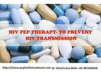 PEP Treatment for HIV, Safe Hands, HIV treatment in Delhi