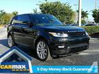 2014 Land Rover Range Rover Sport HSE 4x4 HSE 4dr SUV