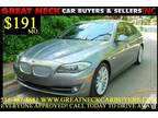 2011 BMW 5 Series 550i xDrive AWD 550i xDrive 4dr Sedan