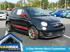 2013 FIAT 500c Abarth Abarth 2dr Convertible