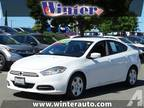 2015 Dodge Dart SE SE 4dr Sedan