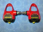 "Bicycle Look 396 Clipless Pedal Multi Tensor ADJ 9/16"""