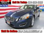 2013 Volvo S60 T5 AWD T5 4dr Sedan