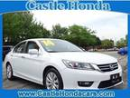 2014 Honda Accord White, 50K miles