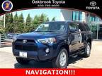 2019 Toyota 4Runner Blue, new
