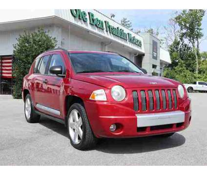 2007 Jeep Compass Limited is a Red 2007 Jeep Compass Limited SUV in Oak Ridge TN