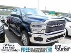 2019 RAM 2500 Blue, 30 miles