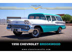 1958 Chevrolet Brookwood Station Wagon 1958 Chevrolet