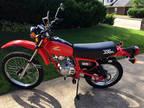 1982 Honda XL