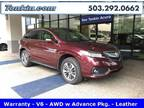 used 2016 Acura RDX for sale.