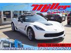 2019 Chevrolet Corvette White, 1800 miles