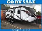 2018 Heartland North Trail Ultra Lite 21FBS Travel Trailer