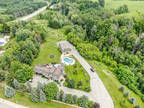 Spectacular Private 10 Acre Country Estate. Prime Location