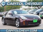 2006 Nissan 350Z Base 2dr Coupe