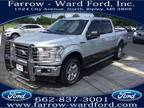 2017 Ford F-150 Silver, 28K miles