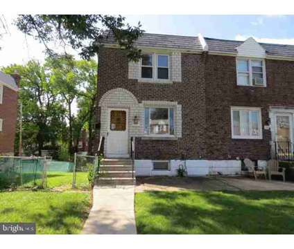720 Beech Ave GLENOLDEN Three BR, Excellent opportunity to buy a at 720 Beech Avenue in Glenolden PA is a Real Estate and Homes