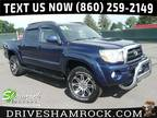2005 Toyota Tacoma Double Cab V6 Manual 4WD CREW CAB PICKUP 4-DR