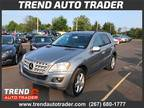 2010 Mercedes-Benz Ml 350 4matic Suv