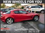 2008 Mazda RX-8 Grand Touring COUPE 4-DR
