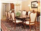 Gorgeous Thomasville Dining Room Set W/ 12 Chairs