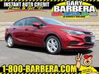 used 2018 Chevrolet Cruze for sale.