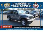 2019 Jeep Wrangler Unlimited Gray, 29 miles