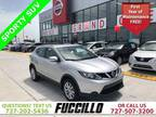 2018 Nissan Rogue Silver, 35K miles