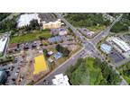 Bellingham, High traffic count corner location (20,741 ADT).