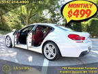 $45450.00 2016 BMW 6 Series with 19621 miles!