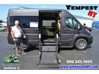 2020 Tempest Vans Tempest Vans Tempest HT Mobility 0ft