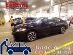 Used 2016 Honda Accord Coupe BLACK, 40.1K miles