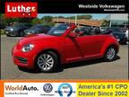 used 2018 Volkswagen Beetle for sale.