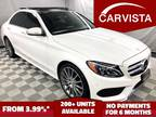 2015 Mercedes-Benz C400 4MATIC -PANO ROOF/NAV/BACK UP/AMG-
