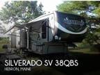 2015 Bighorn Bighorn Silverado SV 38QBS 38ft