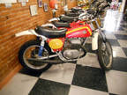 1974 Bultaco 121 1974 Bultaco 360 Pursang