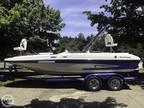 Glastron DS 205 DB Deck Boats 2013