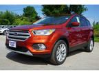 2019 Ford Escape Orange, new