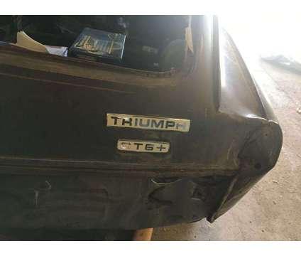 1970 Triumph GT6 Plus is a 1970 Triumph GT6 Classic Car in Commerce Township MI