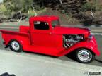 1934 Dodge Pickup Street Rod 8 Inch