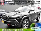 2014 Jeep Cherokee Trailhawk 4x4 Trailhawk 4dr SUV